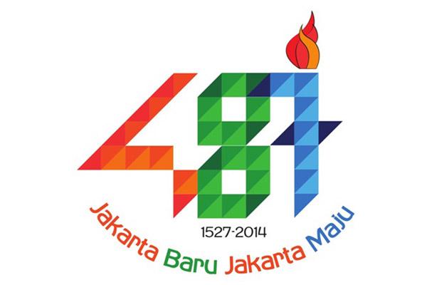 Logo HUT DKI 487