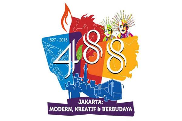 Logo HUT DKI 488