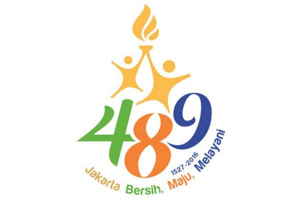 Logo HUT DKI 489