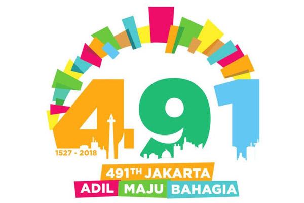 Logo HUT DKI 491