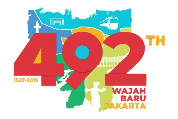 Logo HUT DKI 492