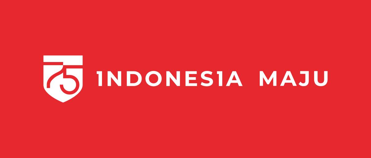 Logo HUT RI Merah