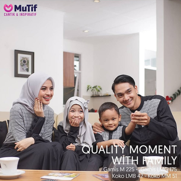 Mutif Couple Family