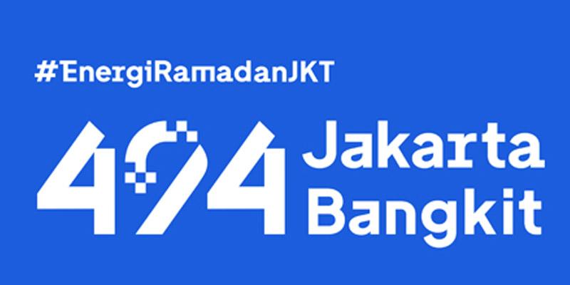 Logo HUT Jakarta 494