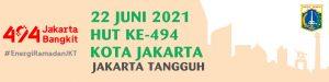 Spanduk HUT Jakarta-494